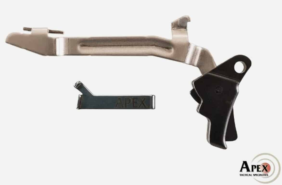 Apex Tactical Action Enhancement Kit for Glock Gen 5 Pistols - Model 102-116