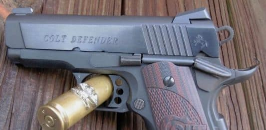 Colt Defender 9mm Sub-Compact 1911 Review