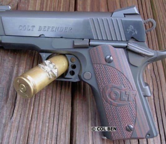 Colt Defender 9mm Sub-Compact 1911 Review