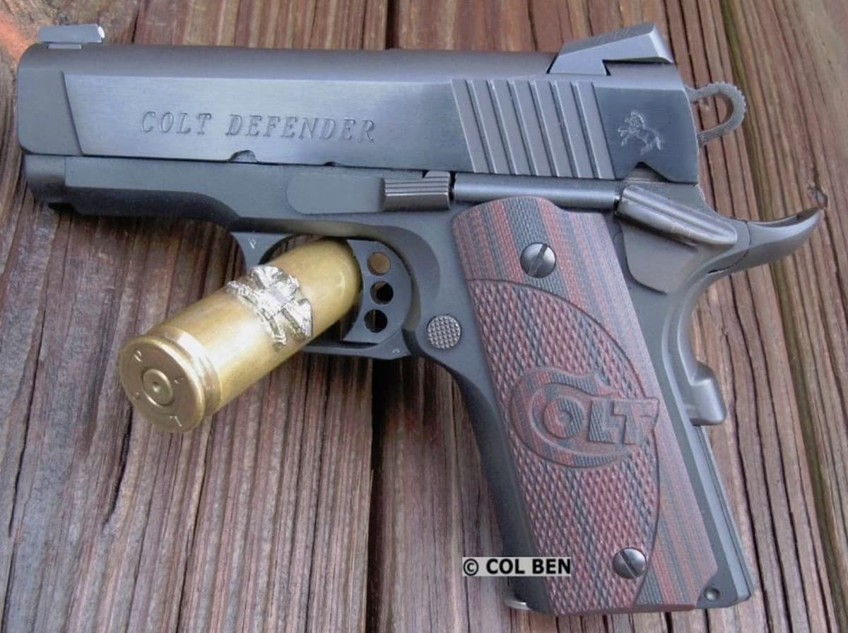 Colt Defender 9mm Sub-Compact 1911 Review - USA Carry
