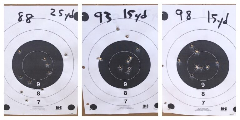 The FBI's Bullseye Course of Fire