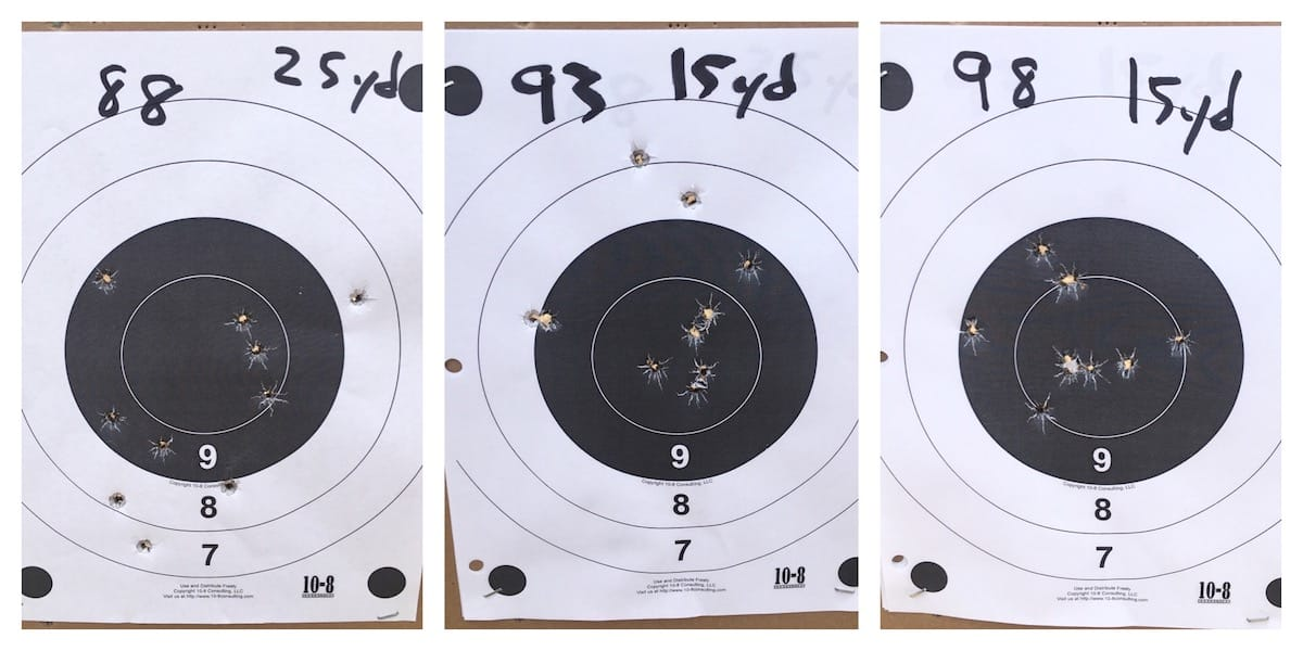 photograph relating to Nra B-8 Target Printable known as The FBIs Bullseye Study course of Hearth - United states of america Provide
