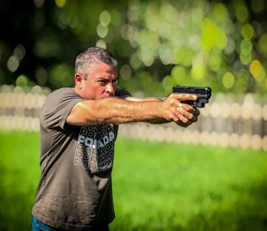 The Compact Grip: Shooting Pistols with a Compromised Grasp