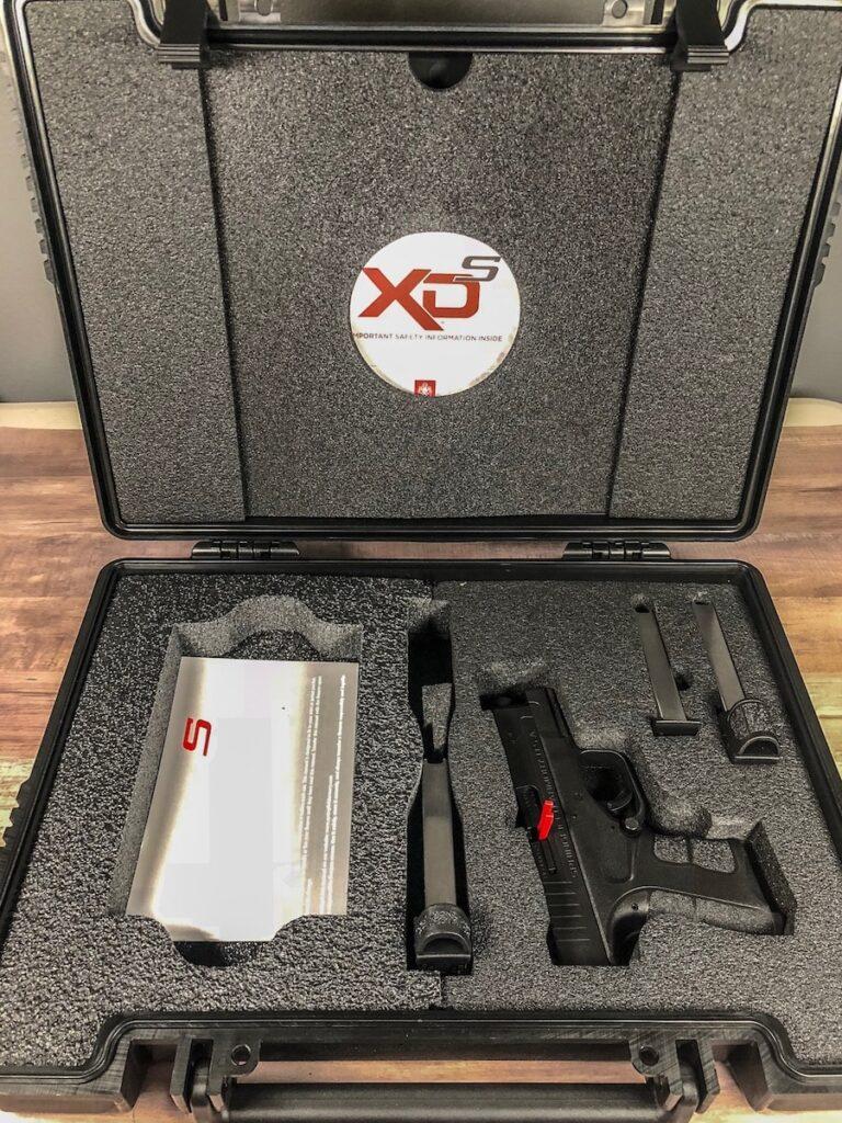 XD-S Mod.2 9mm