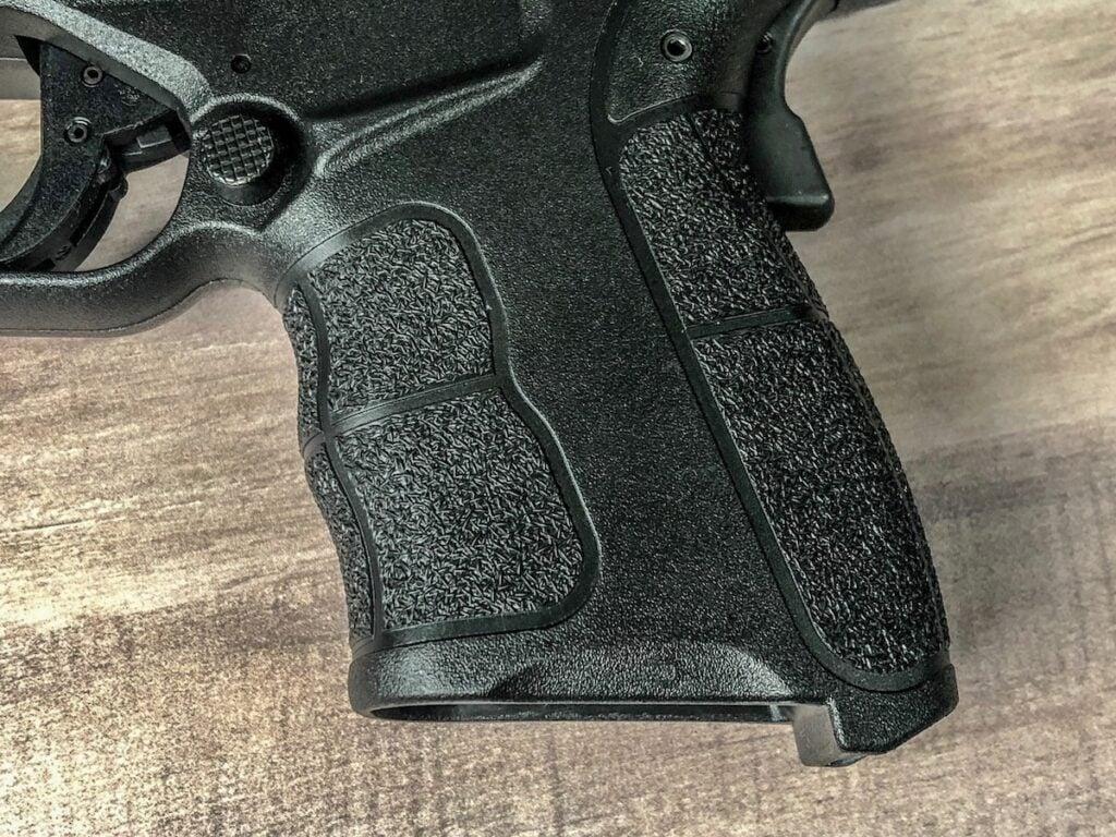 XD-S Mod.2 9mm Grip Texture