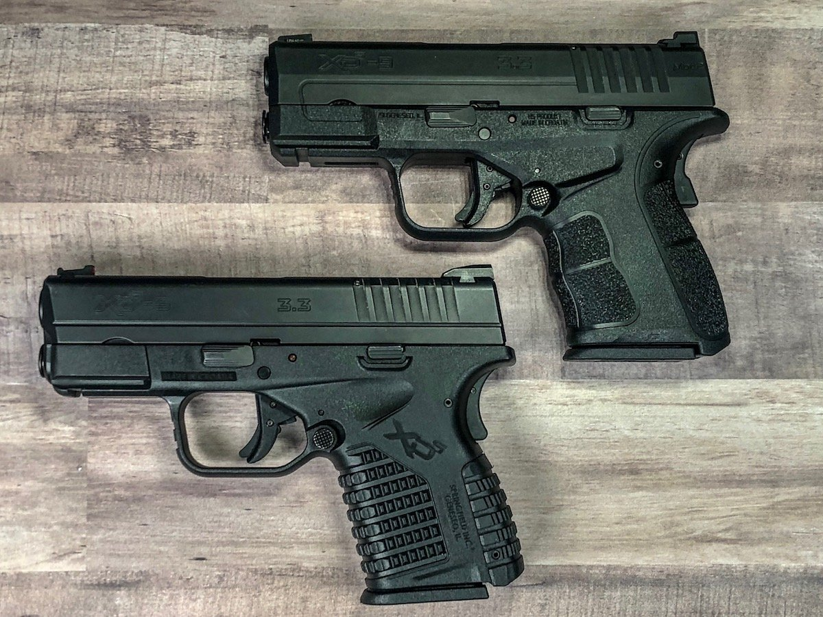 FIRST LOOK: Springfield Armory XD-S Mod 2 9mm Review - USA Carry