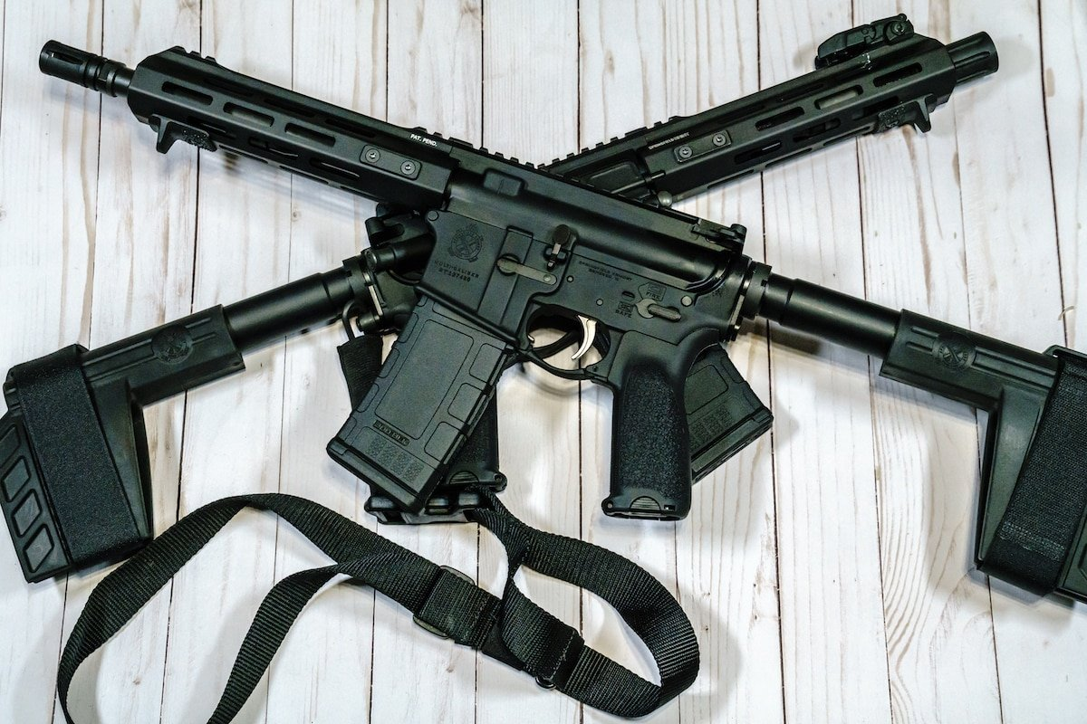 AR Pistols: Legality, Practicality, and Limitations - USA Carry