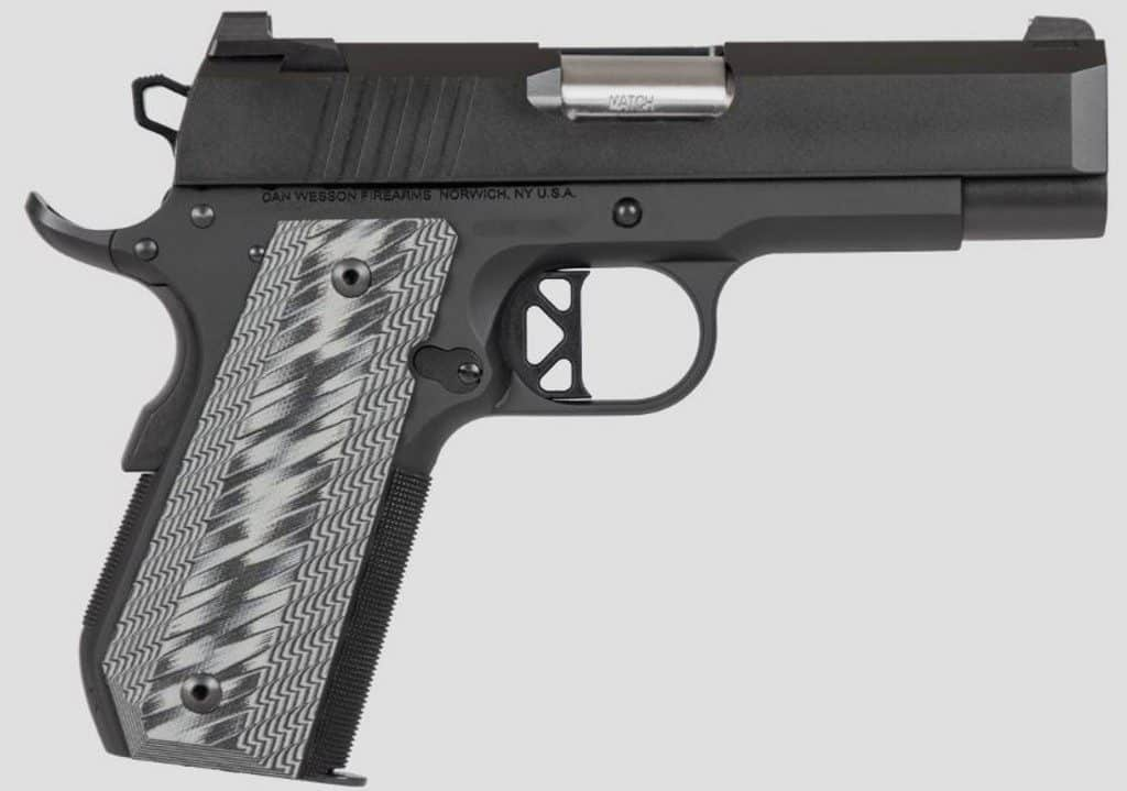 Dan Wesson 1911 ECP Compact 9mm Review