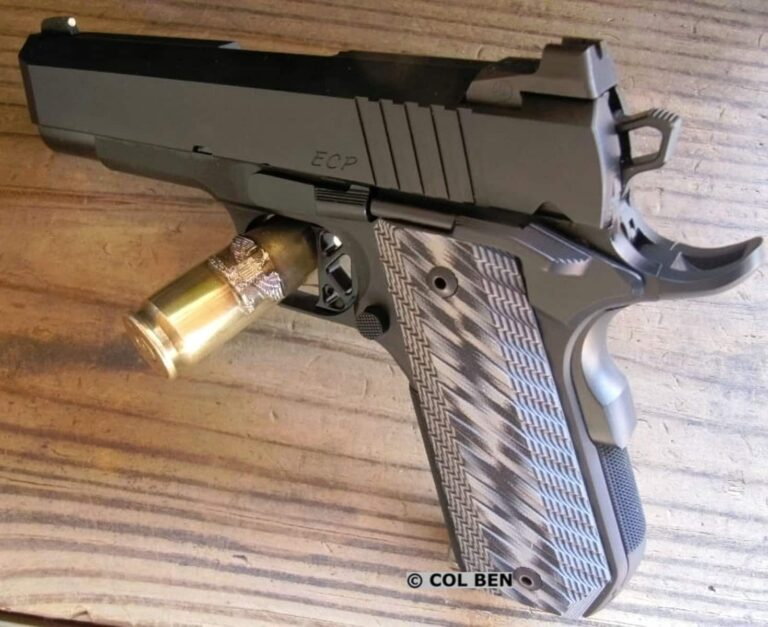 Dan Wesson 1911 ECP Compact 4-Inch 9mm for Carry Review (New Mid-Year 2018)