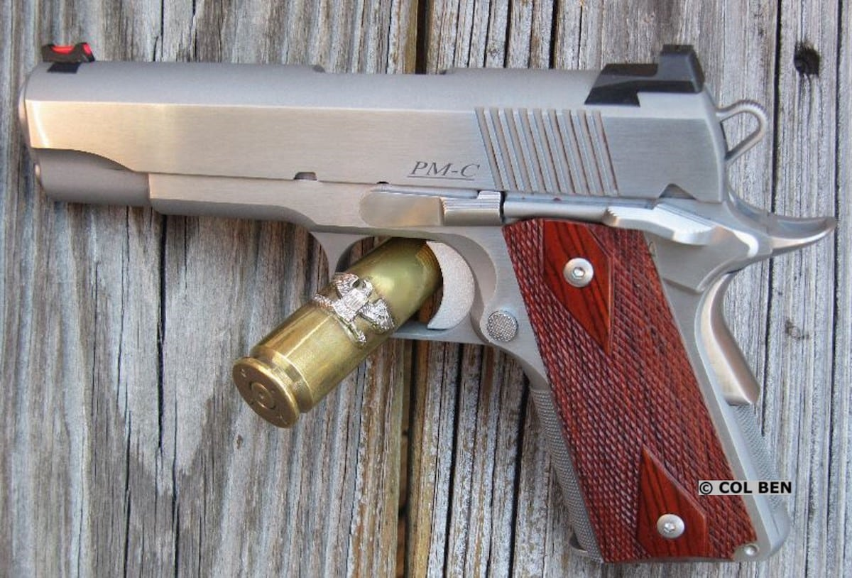 Dan Wesson Pointman Carry PM-C 9mm Review - USA Carry