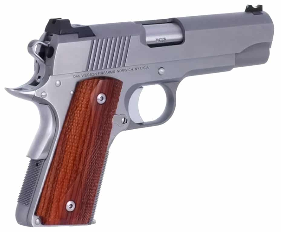 Dan Wesson Pointman Carry PM-C - No Right-Side Manual Safety