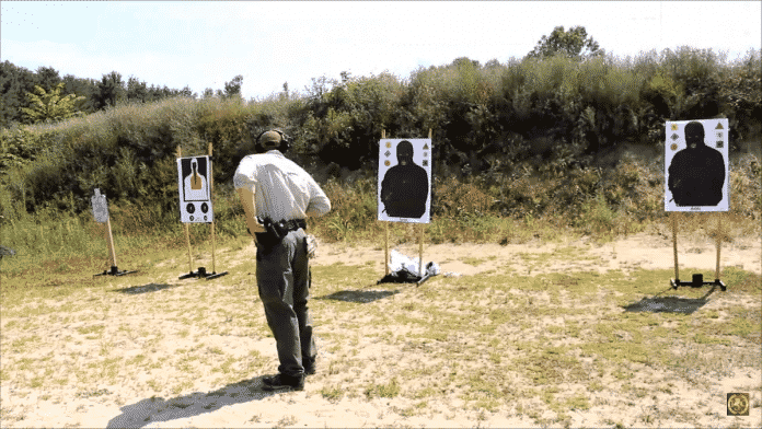 Suarez International's Zero to Five Feet Gunfighting Review