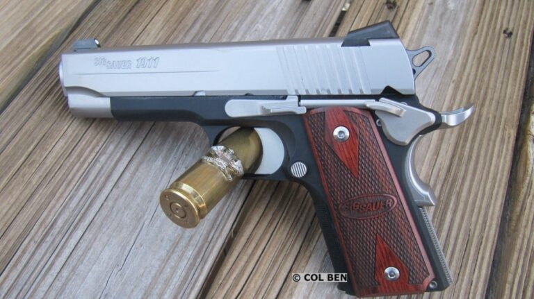 Should you buy (or modify) a Series 80 or Series 70 1911 pistol?