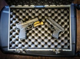 Flying with a Handgun Isn't As Complicated As It Sounds