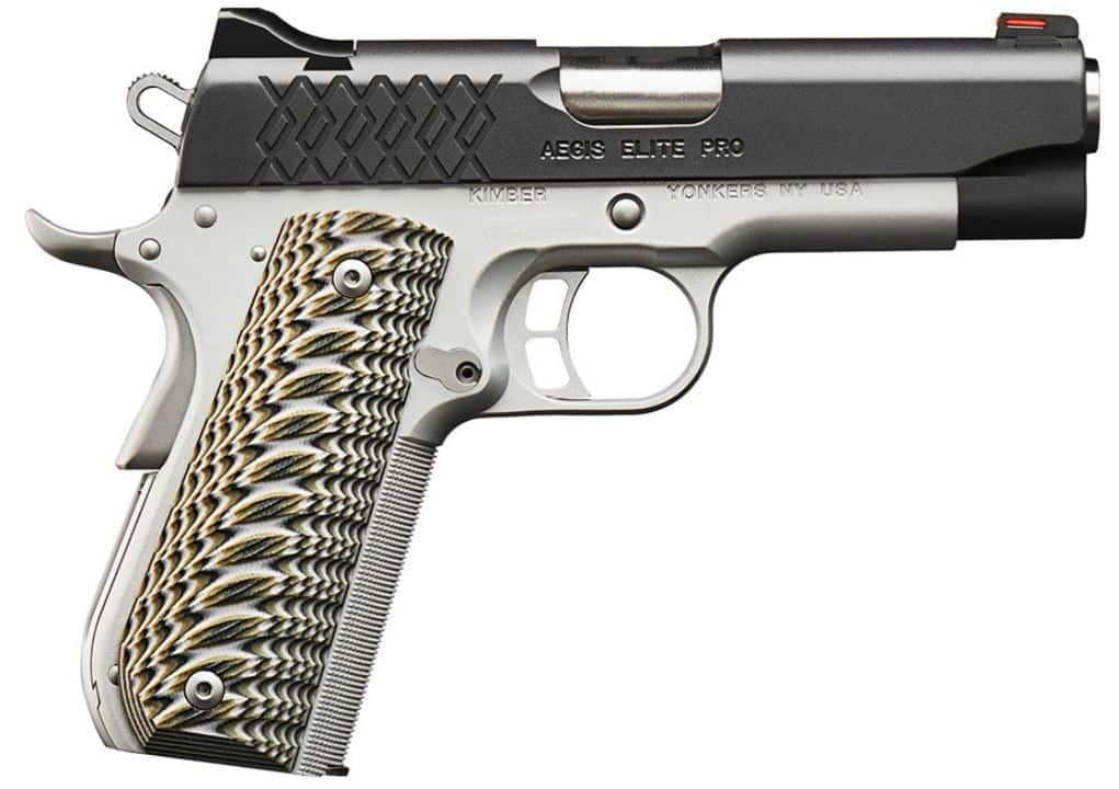 Kimber Aegis Elite Pro 9mm Compact 1911 Review - USA Carry