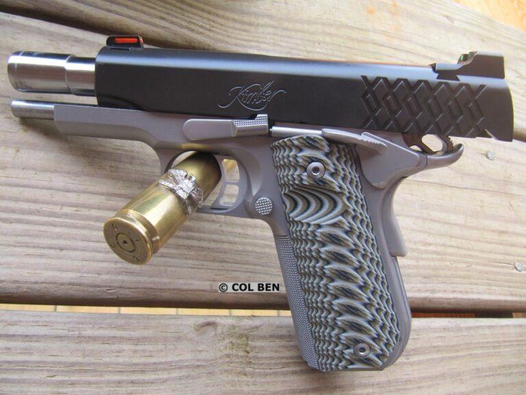 Kimber Aegis Elite Pro 9mm Compact 1911 Review