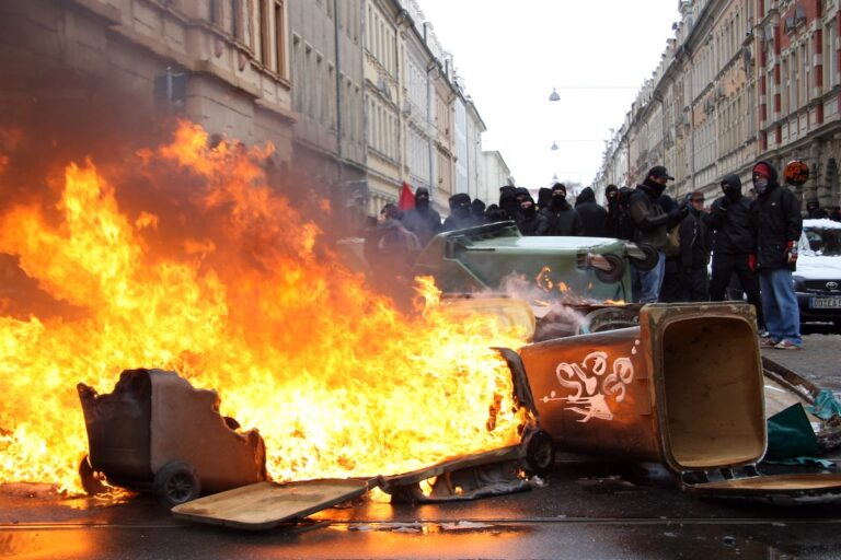Mob Violence: Considerations for Personal Protection