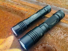 Streamlight ProTac 2L-X 500 Lumen Flashlight Review