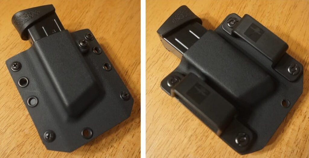 Bravo Concealment Magazine Carrier Review