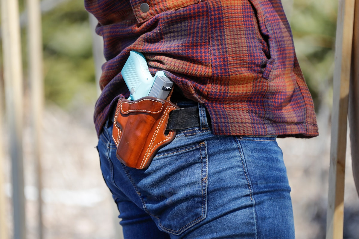 Choosing a Holster Material: Leather or Not? - USA Carry