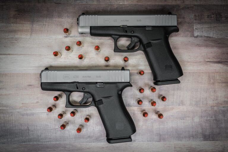First Look: Hands-On Review of the Glock 43X and Glock 48 [VIDEO]