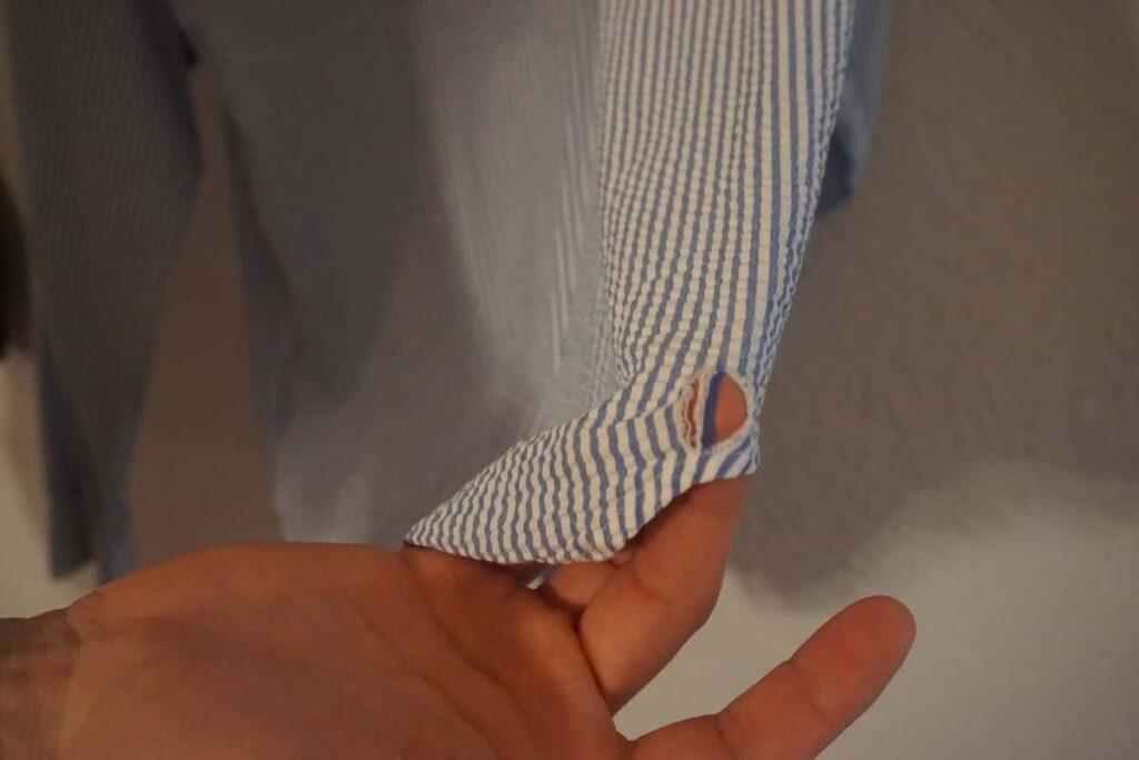 Torsion IWB Kydex Holster Shirt Hole