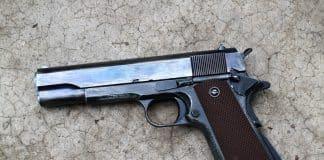 1911 .45 ACP