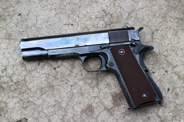 Top 6 Classic Pistol Designs That Are Still Viable Self-Defense Options In Today's World