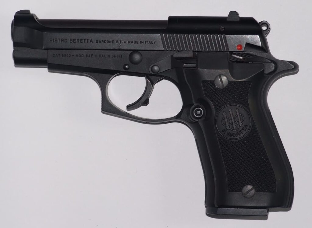 Beretta Cheetah .32 ACP and .380 ACP