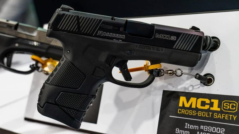 Hands-On with the New Mossberg MC1sc [Shot Show 2019]