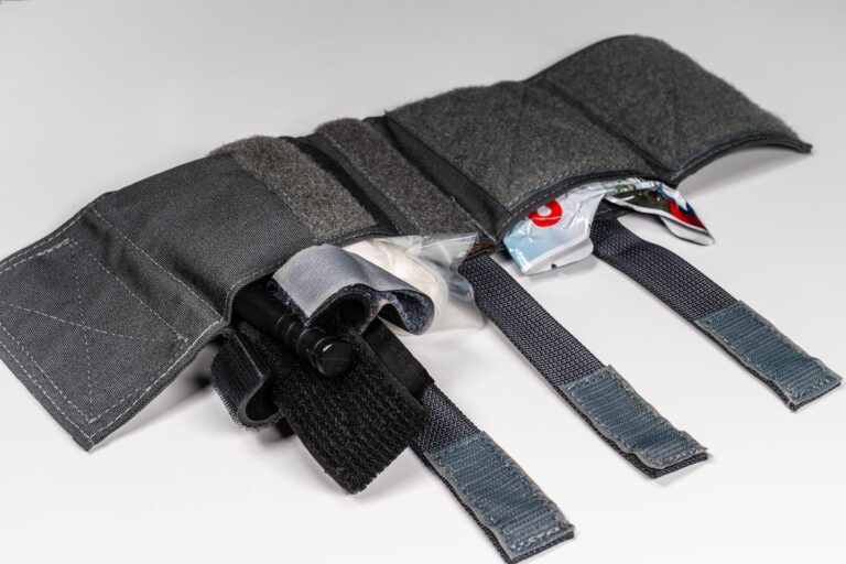 Strategies for Carrying Medical Gear in Your EDC