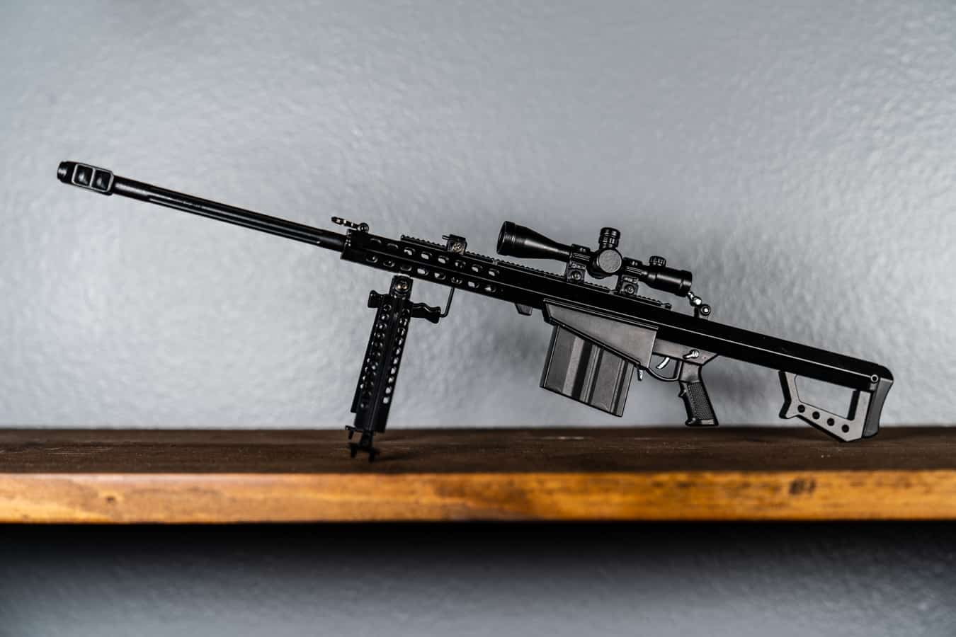 ATI Minis - AR-15, AK-47 and  50 cal Assembly and Review