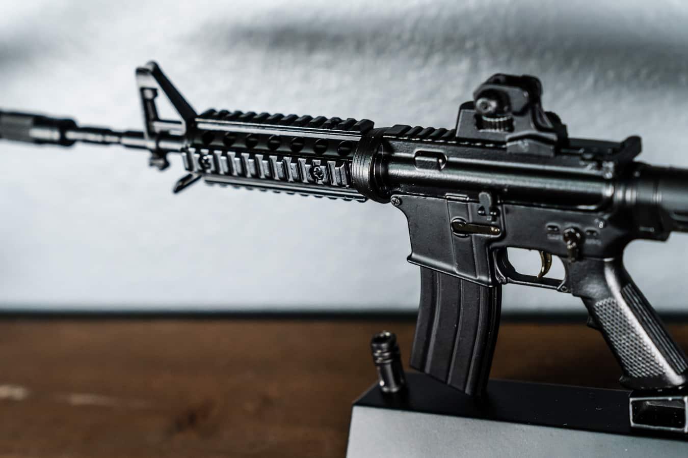 Mini 50 Cal Machine Gun