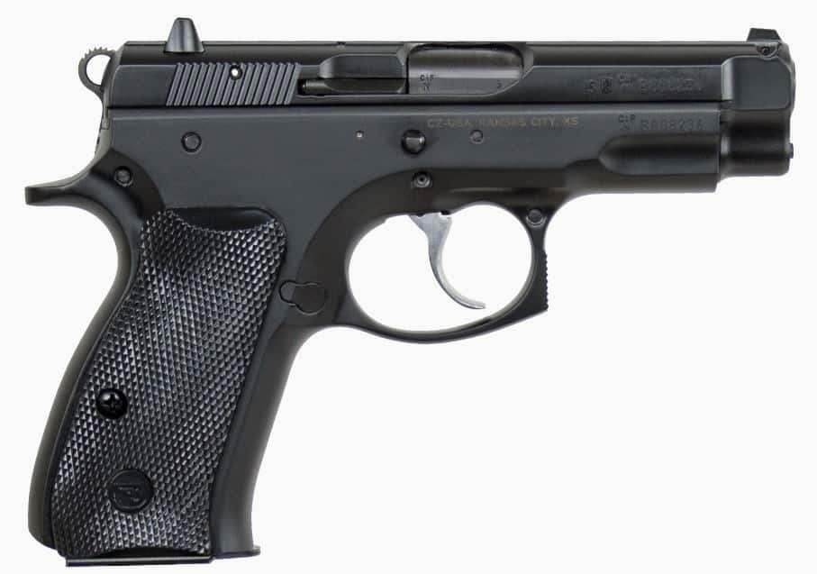 CZ 75 Compact 9mm- Right Side