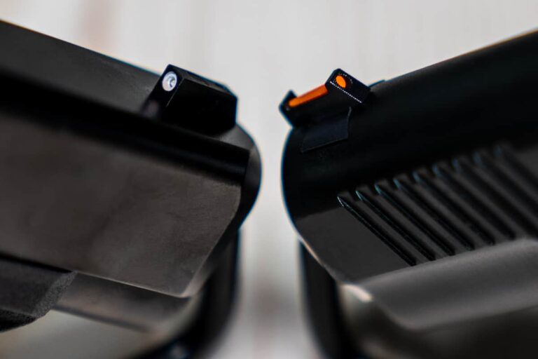 Night Sights versus Fiber Optics: Which is Right for You?