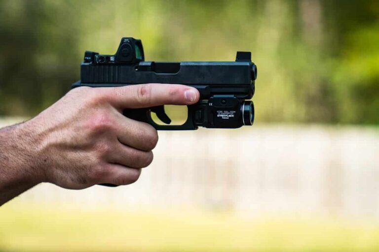 Optimizing One-Handed Shooting