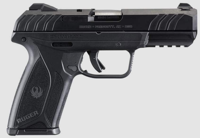 Ruger Security-9 Pistol- Right Side