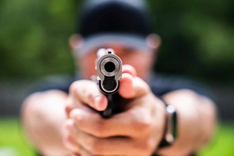 Concealed Carrier with 1911 Stops Burglar in WI
