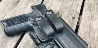 Henry Holsters AIWB/IWB Holster Review