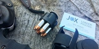 The Pinnacle of Concealment Speedloader Pouches: JOX Loader Pouches