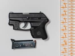 Man Stopped at TSA with a Loaded Ruger LCP