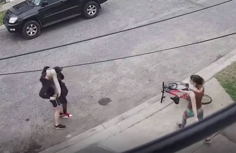 Thief Makes Unwise Choice of Robbing a Female Martial Arts Instructor