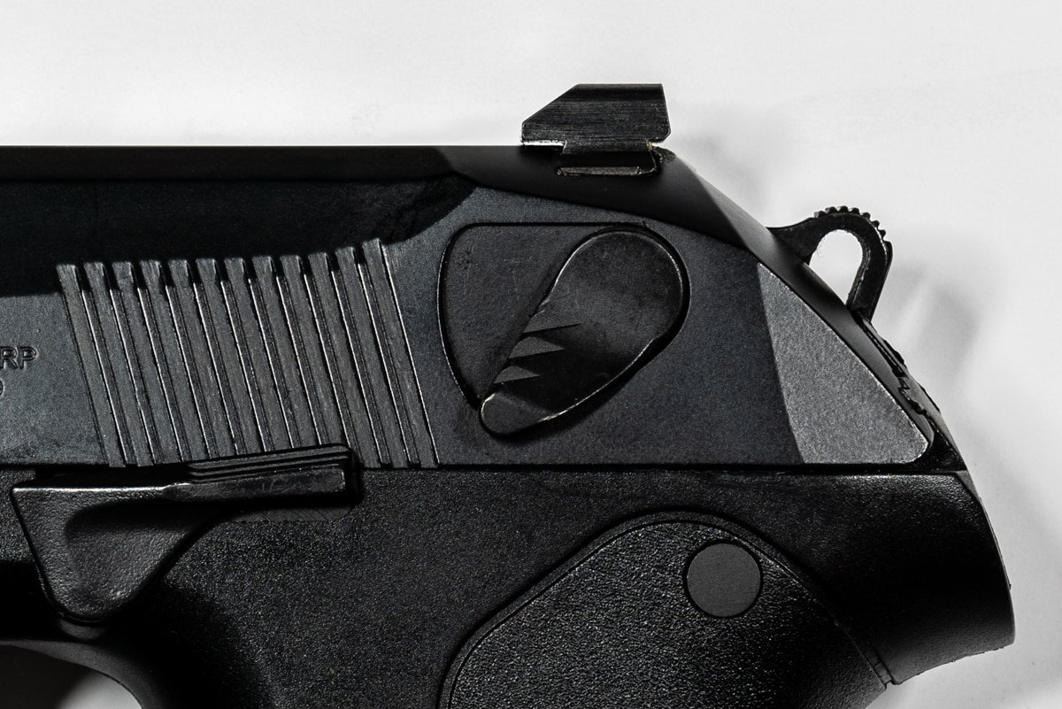 Beretta PX4 Storm Manual Safety