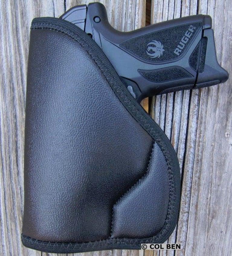 Clinger Comfort Cling Pocket-IWB Holster