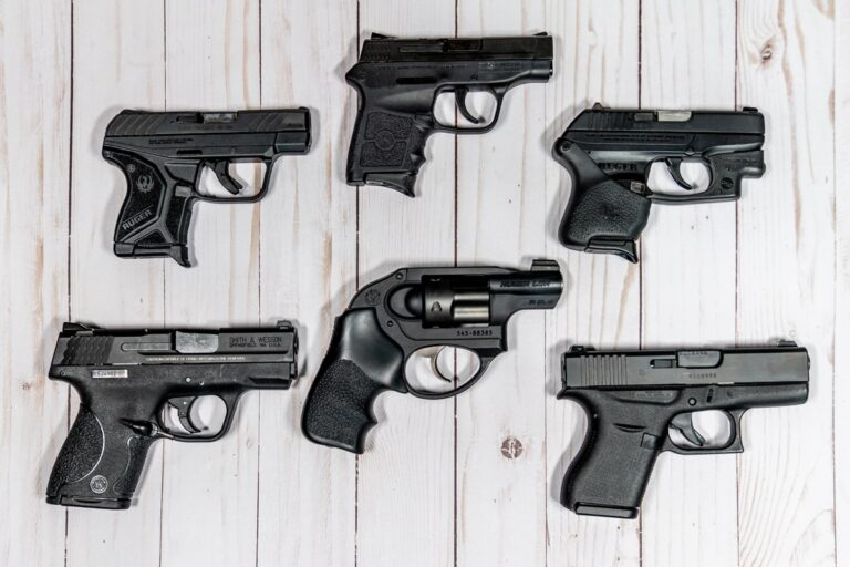 Best Option for Deep Concealment: Small Autos or Revolvers?