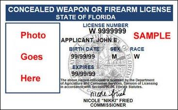 Florida Concealed Carry Permit Information [Updated May 2019]