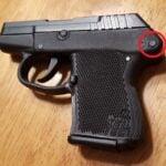 Kel-Tec P32 Hammer Block Axis Pin