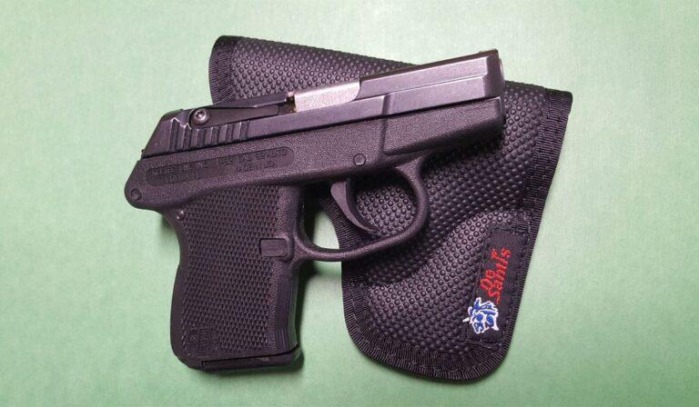 Kel-Tec P32 Review: A Deep Concealment .32 Pocket Gun