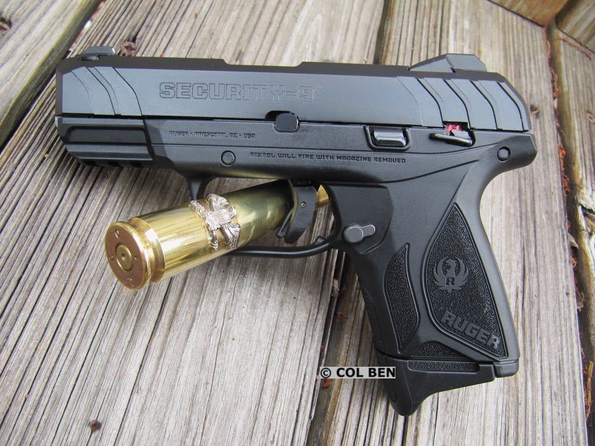 Ruger Security-9 Compact 9mm Pistol Review - USA Carry