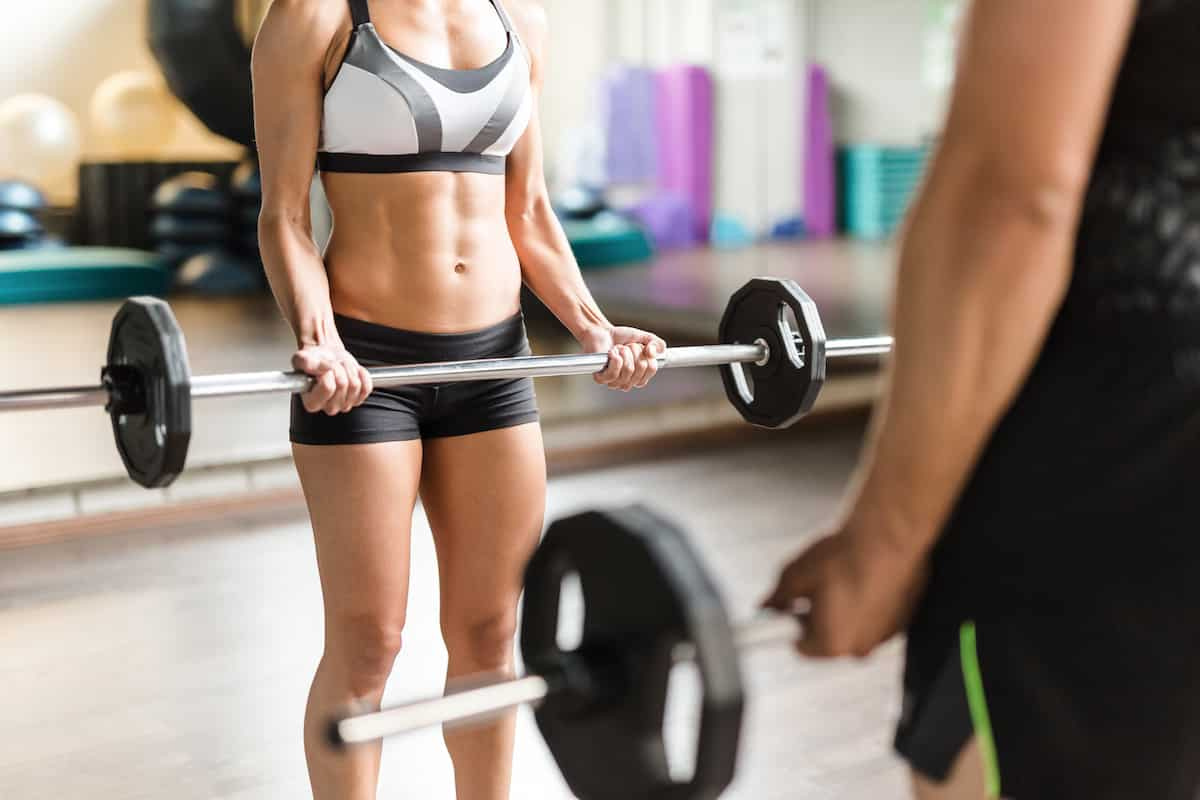 Self-Defense Weight Training